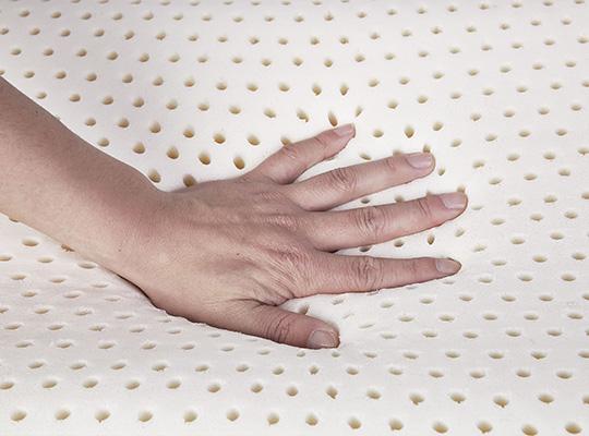 latex hypoalergéniques