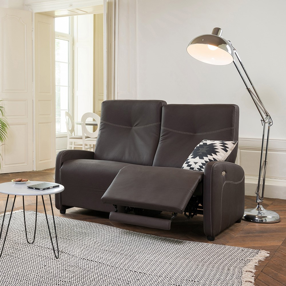 Canap relaxation ou canap lectrique fabriqu en france for Fabricant canape france