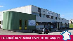 usine fabrication fauteuils et canapés relax Monfauteuil.com - Voray sur l'Ognon - Besançon