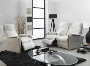 Fauteuil relax design et style
