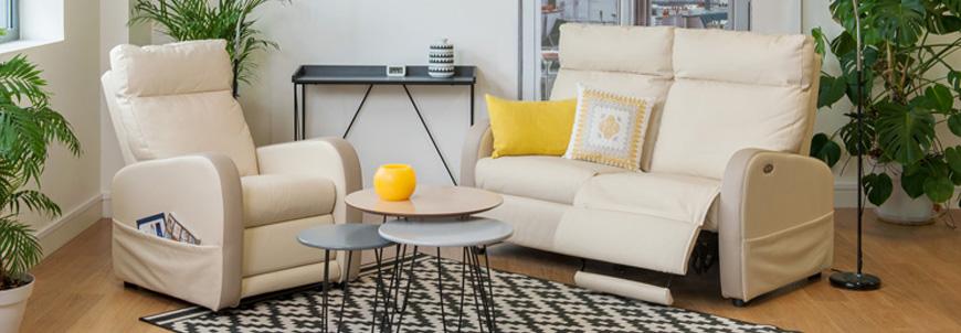 Bien choisir son fauteuil relax : canapé et fauteuil relaxation