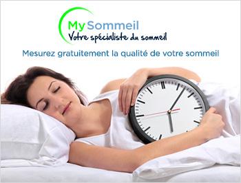 Mesurez la qualité de votre sommeil gratuitement