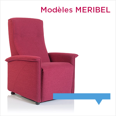 fauteuil relax contemporain Meribel