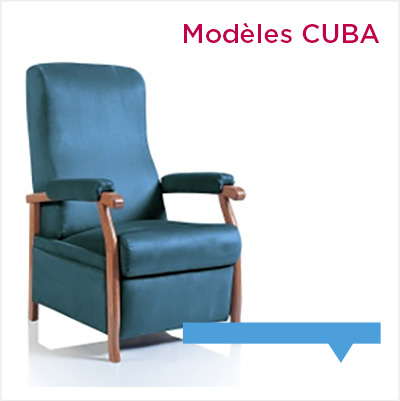 fauteuil relax traditionnel Cuba