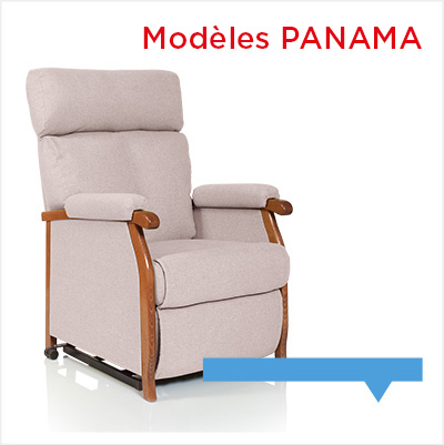 Fauteuil relax traditionnel Panama