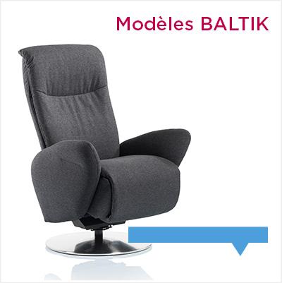 fauteuil relax design et haut de gamme Baltik