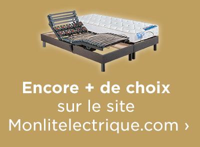Plus de remsie sur notre site dédié lit électrique.com