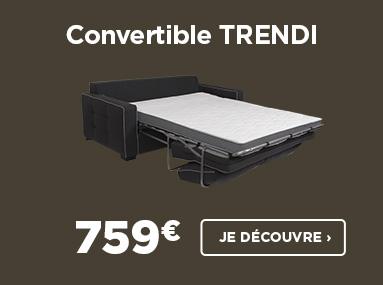 Convertible trendi à partir de 749€