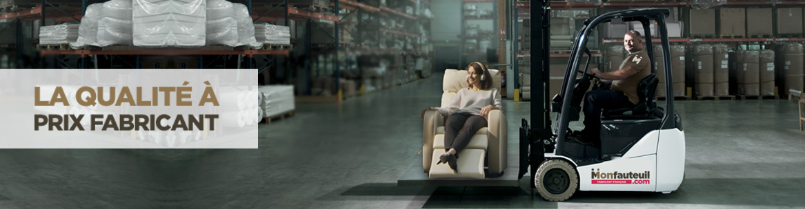 Achetez votre fauteuils relax ou releveur livré en 72h