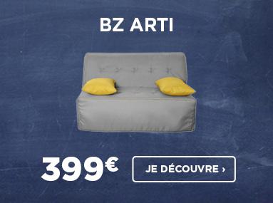 Nouveauté rentrée avec BZ ARTI à 399€