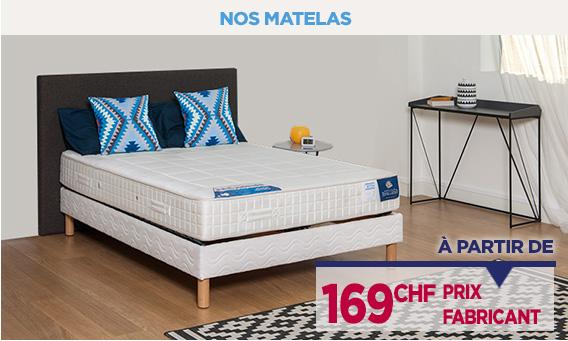 Soldes Ete 2018 Matelas encore moins chers !