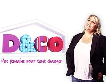 Maliterie à la TV dans l'émission D&Co